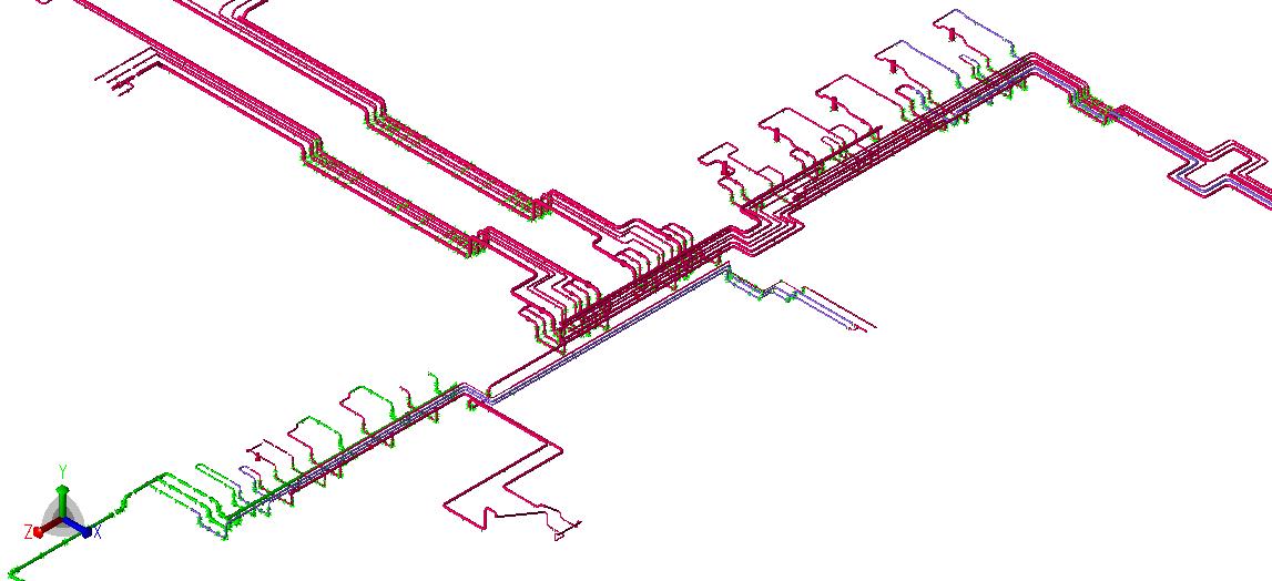 管道系统应力分析